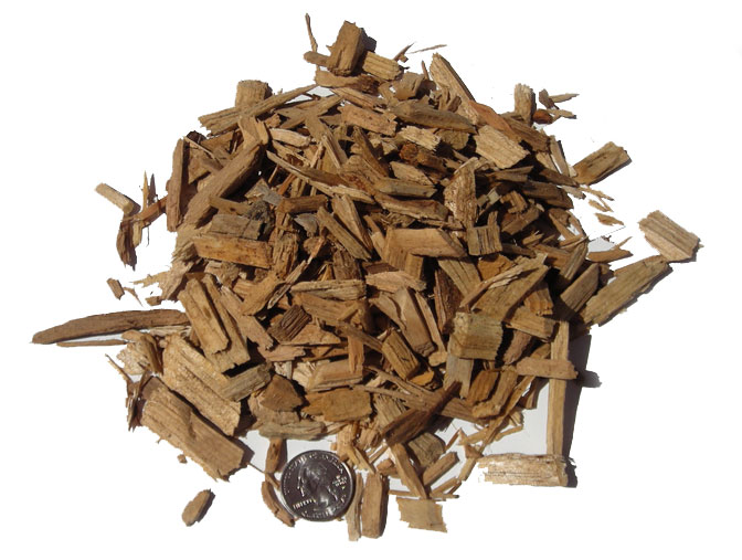Playground - wood chips small