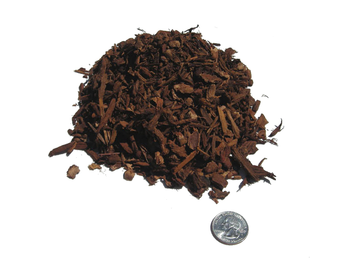 Mulch - Mini redwood chip