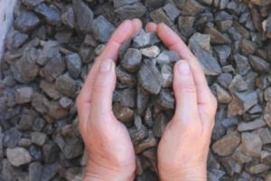 "Crushed Rock 3/4"""